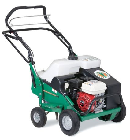 Billy Goat AE401H Aerator with four-stroke engine