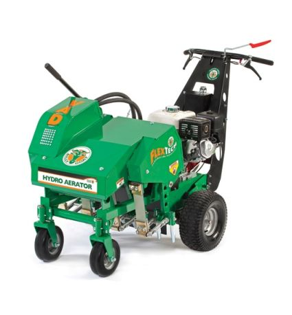 Billy Goat AE1300H Aerator with four-stroke engine