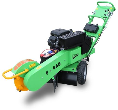Laski F460/18 Stump cutter with 18,0 HP four-stroke engine