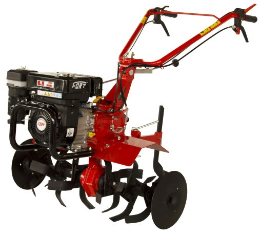 Fort Mini Tigre GX160 Cultivator with 4,8 hp petrol engine