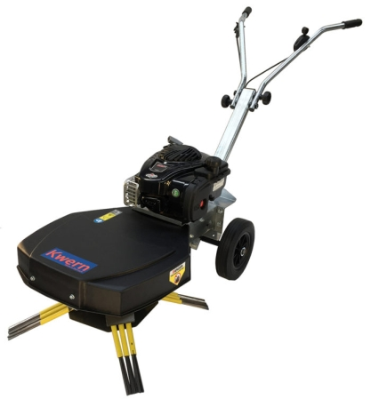 Kwern Greenbuster Pro 66 Weed brush with petrol engine