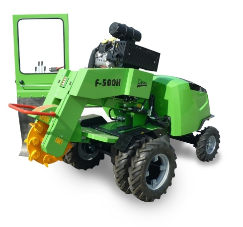 Laski F500H/38 Stump cutter - 35,0 hp