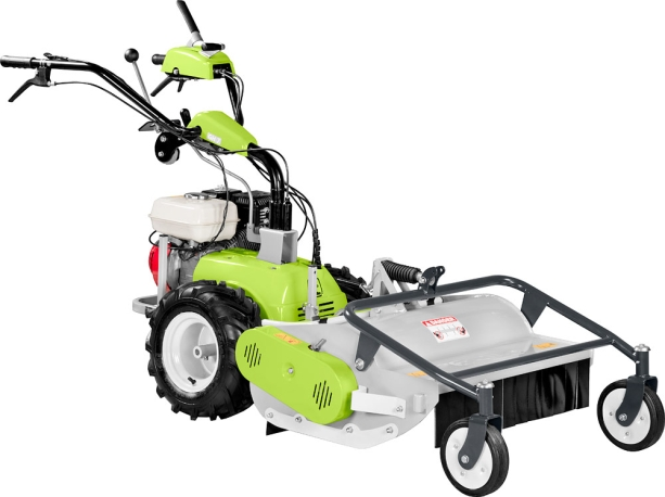 Grillo GH 7 Flail mower with petrol engine