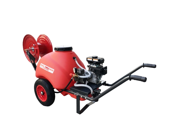 Dal Degan ASTICO Wheel sprayer with four-stroke engine