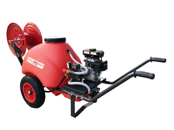 Dal Degan BRENTA Wheel sprayer with four-stroke engine