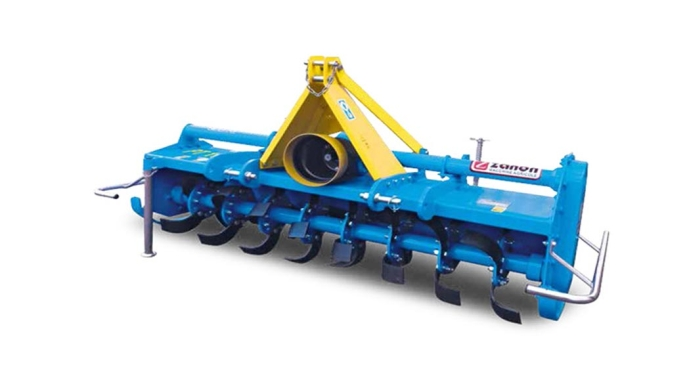 Zanon PT Tiller for tractors from 15 to 50 HP