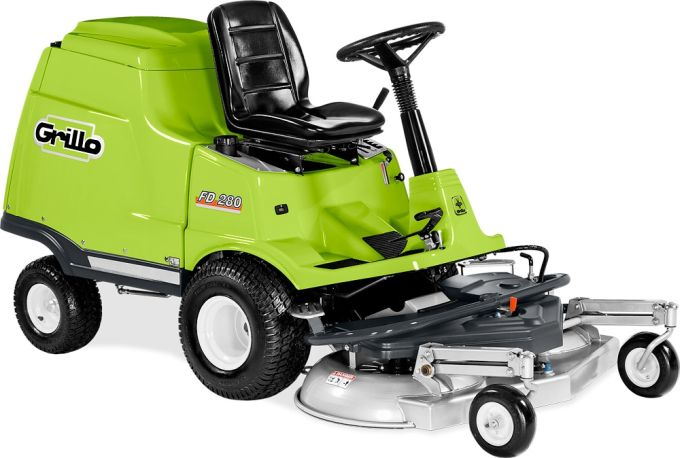 Frontal petrol lawn tractor  Grillo FD280